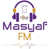 Logo of radio station Masyaf FM