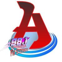 Logo de la radio RADIO ALFA 98,1