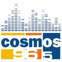 Logo de la radio Cosmos FM 96.5