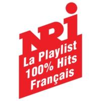 Logo de la radio NRJ La Playlist 100% Hits Français