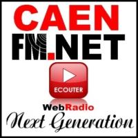 Logo de la radio CAENFM.NET