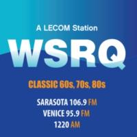 Logo of radio station WSRQ Radio