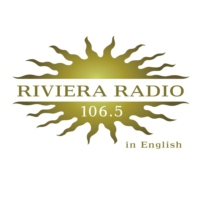Logo of radio station 106.5 Riviera Radio