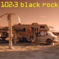 Logo de la radio SomaFM - Black Rock FM