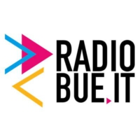 Logo of radio station RadioBue