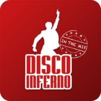 Logo de la radio DONAU 3 FM - Disco Inferno in the mix