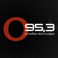 Logo of radio station O 95.3 Matane