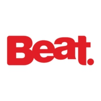 Logo of radio station Beat 102-103 FM