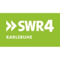 Logo of radio station SWR4 Karlsruhe