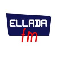 Logo de la radio Ellada FM