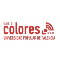 Logo of radio station Radio Colores 107.7 FM