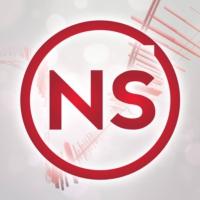 Logo of radio station Radio NS Русский Хит
