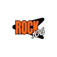 Logo of radio station CKSE-FM Rock 106FM