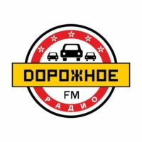 Logo of radio station Дорожное радио