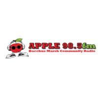 Logo of radio station Apple 98.5 FM