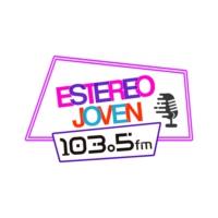 Logo de la radio XHGB Estereo Joven 103.5