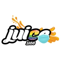 Logo of radio station Juice 1038