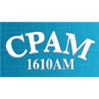 Logo de la radio CPAM Radio Union 1610 AM