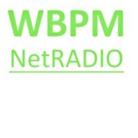Logo of radio station WBPM NetRADIO