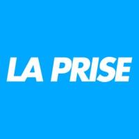 Logo of radio station La Prise