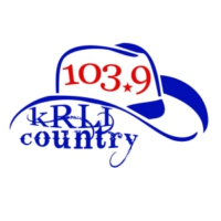 Logo de la radio KRLI 103.9 fm