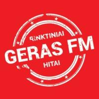 Logo of radio station Geras FM