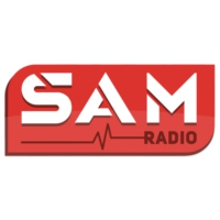Logo of radio station Sam Radio