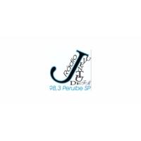Logo of radio station Rádio Juventude FM Peruíbe