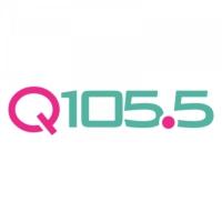 Logo de la radio WQQO-FM Q105.5