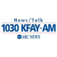 Logo de la radio KFAY NEWS TALK 1030