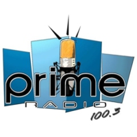 Logo of radio station Prime Radio 100.3