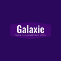 Logo of radio station Galaxie Radio