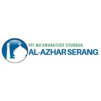 Logo of radio station alazhar serang