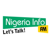 Logo of radio station Nigeria Info FM - Lagos