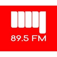 Logo of radio station 89.5 MY FM
