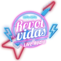 Logo of radio station Revolvidas retro