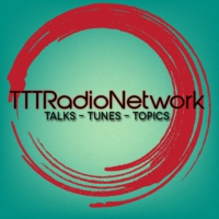 Logo of radio station TTT Radio Network Worldwide