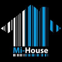 Logo de la radio Mi-House