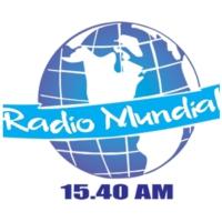 Logo de la radio Radio Mundial AM