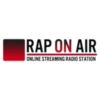 Logo of radio station Rap On Air