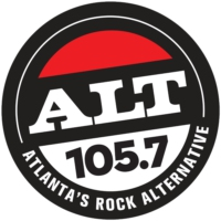 Logo of radio station WRDA Alt 105.7