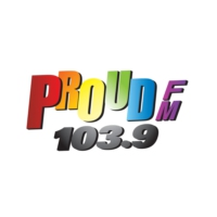 Logo of radio station CIRR FM 103.9 Proud FM