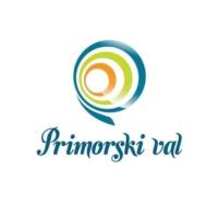 Logo of radio station Primorski Val