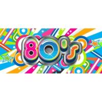 Logo de la radio Awesome 80s