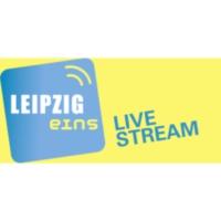 Logo of radio station LEIPZIG eins