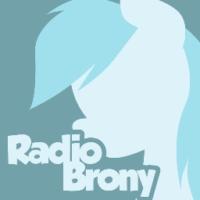 Logo of radio station Radio Brony