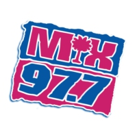 Logo of radio station WWXM Mix 97.7