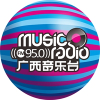 Logo de la radio FM950广西音乐台 - FM950 music of Guangxi