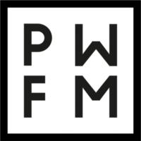 Logo de la radio PWFM - Provocative Wave for Music