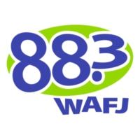 Logo de la radio 88.3 WAFJ